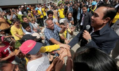 Pabuk: PM visits Nakhon Si Thammarat to survey damage | The Thaiger