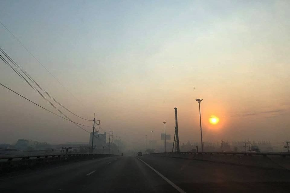 Authorities play down air pollution problems in Bangkok | The Thaiger