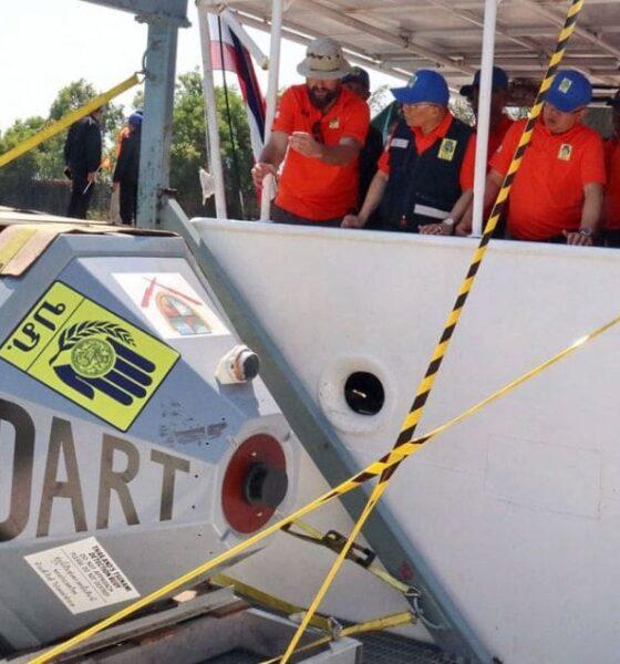 New tsunami warning buoy installed off Phuket | The Thaiger
