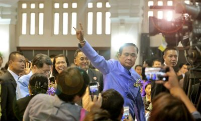 PM Prayut kicks the election can down the road | The Thaiger