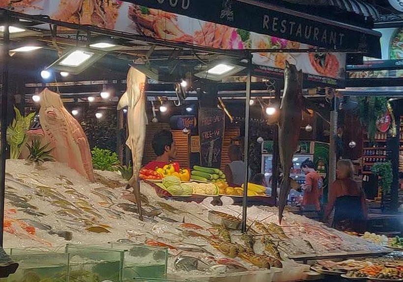 Blacktip reef sharks found at Phuket seafood restaurant | The Thaiger
