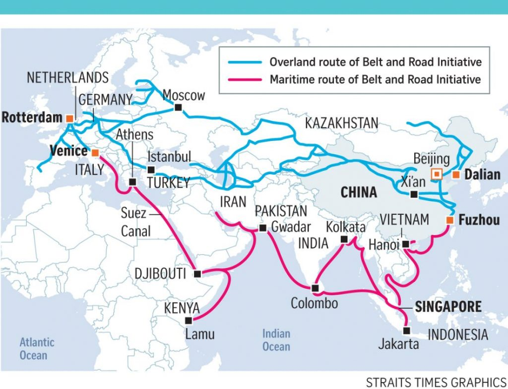 Chinese foreign policy - On track | News by Thaiger