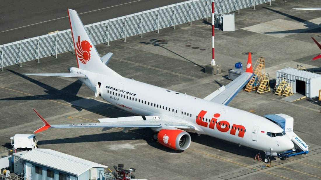 FOUND: Cockpit Voice Recorder from crashed Lion Air flight | The Thaiger