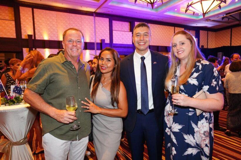 Australia Day 2019 function at Angsana Laguna Phuket Resort | News by Thaiger