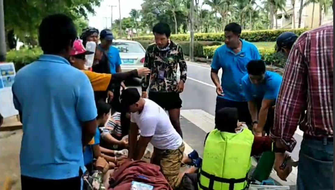 Swiss man dies after being pulled from the water at Krabi beach | News by The Thaiger