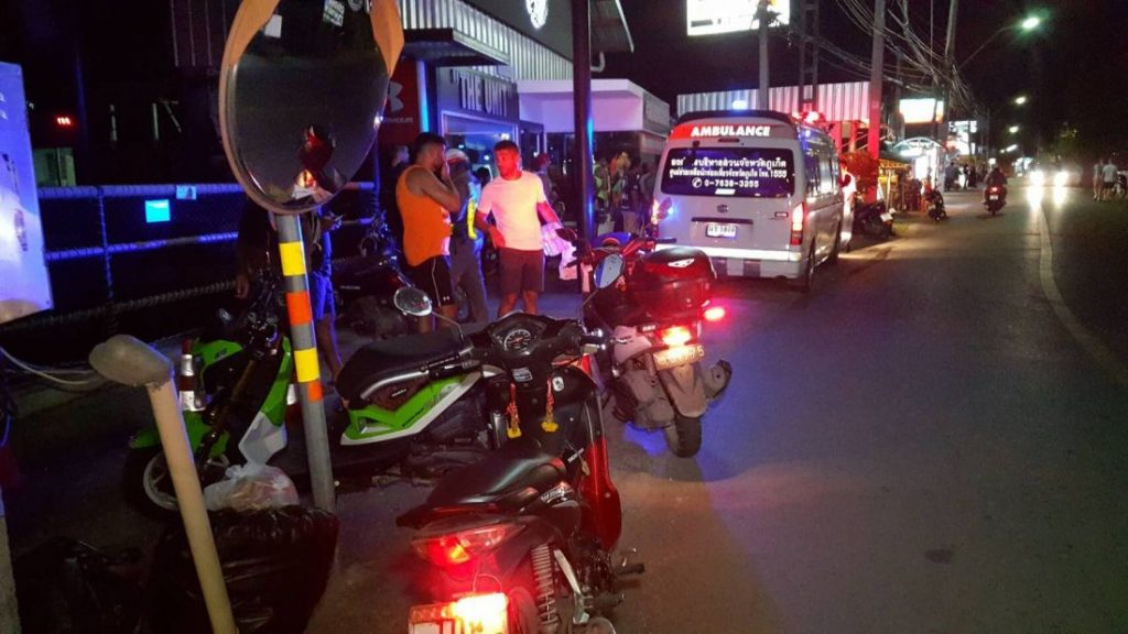 British motorbike driver dies after collision with power pole in Chalong | News by The Thaiger