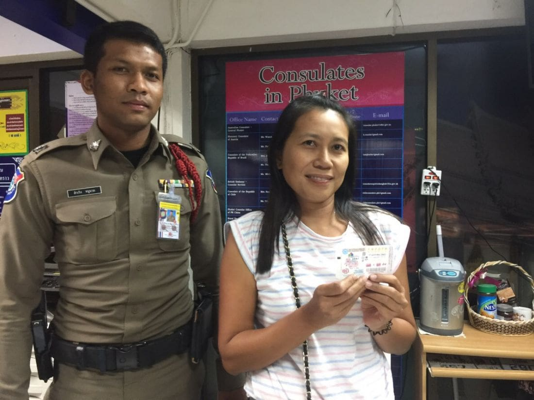 Chumphon woman, working in Phuket, wins first prize in lottery | The Thaiger