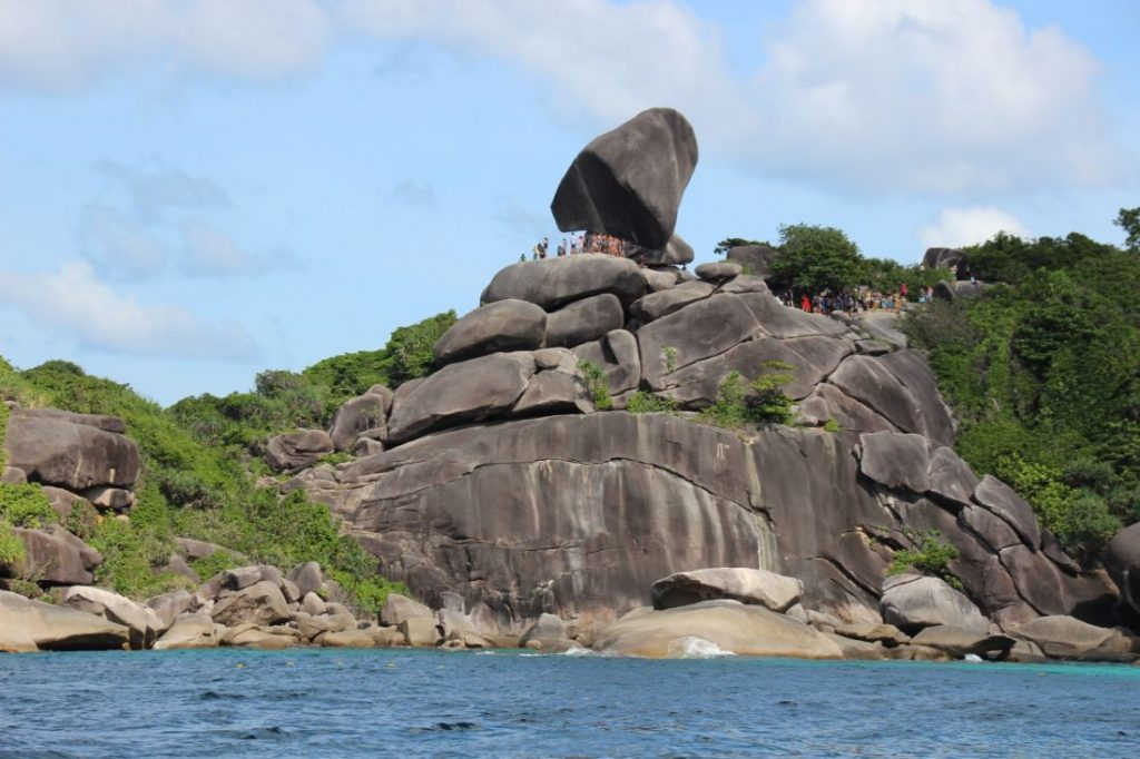 No restriction on tourist numbers visiting Similan Island for three months | News by Thaiger