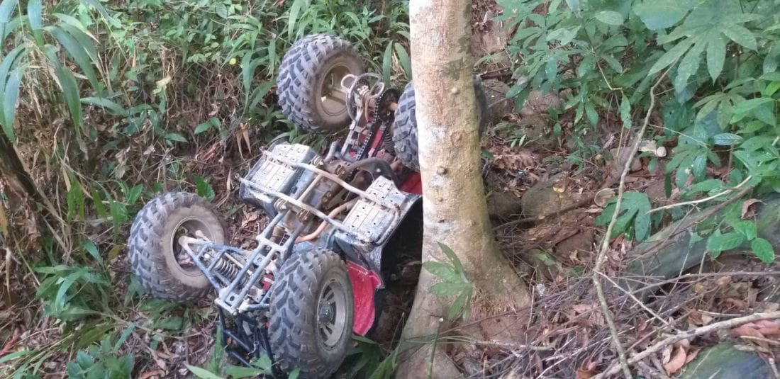 Chinese tourists injured in Chalong ATV accident | News by Thaiger