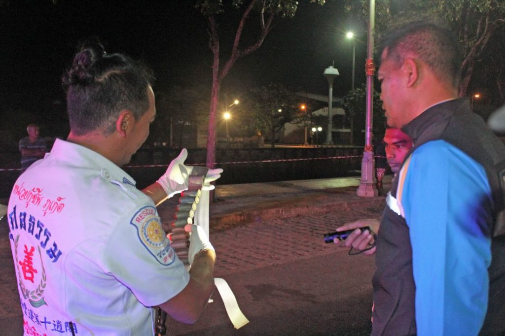 Police searching for the killer after shooting near Saphan Hin | News by Thaiger
