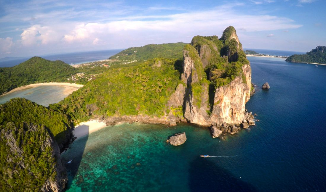 68 year old Canadian drowns off Koh Phi Phi | The Thaiger