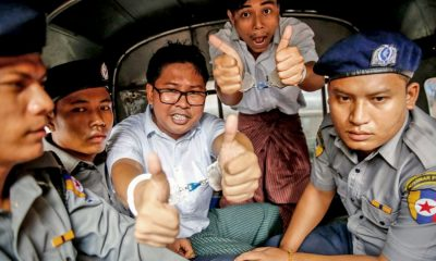 Burmese journalists lose appeal, and the article that put them there | The Thaiger