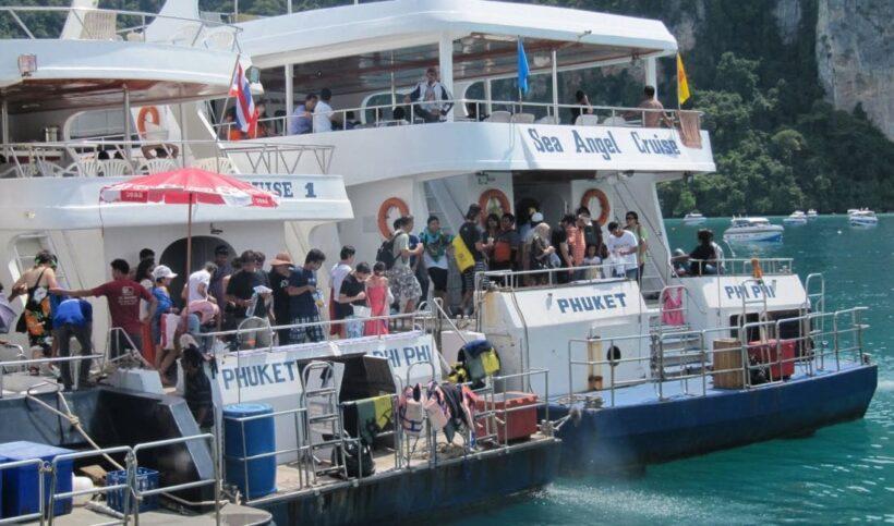 Pabuk: Ships 'must' remain at shore – Phuket Governor | The Thaiger