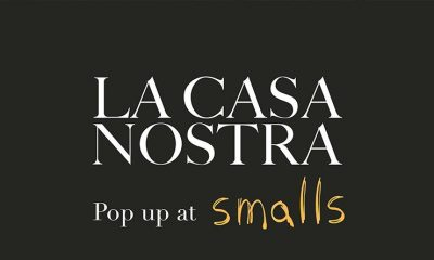 Bangkok Tonight: La Casa Nostra restaurant pop-up at Small's Bar | The Thaiger