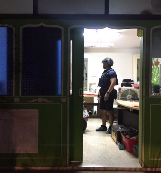 Phuket police launch search for man in Facebook post pointing a gun at his head | The Thaiger