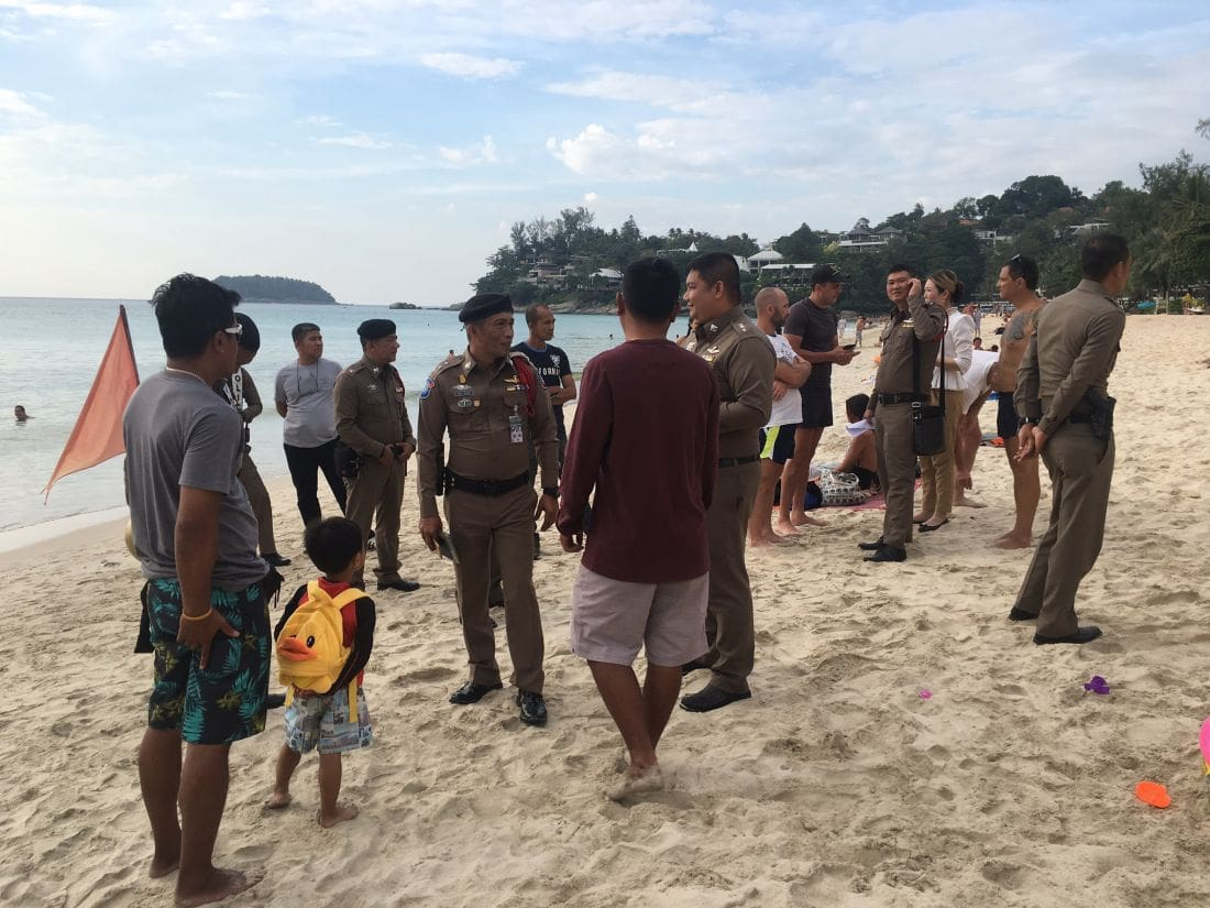 Four Russian tourists fined in Phuket jet-ski accident | The Thaiger