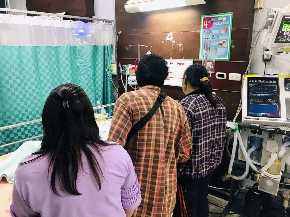 Boy seriously injured after mauling by dogs near Sarasin Bridge | The Thaiger