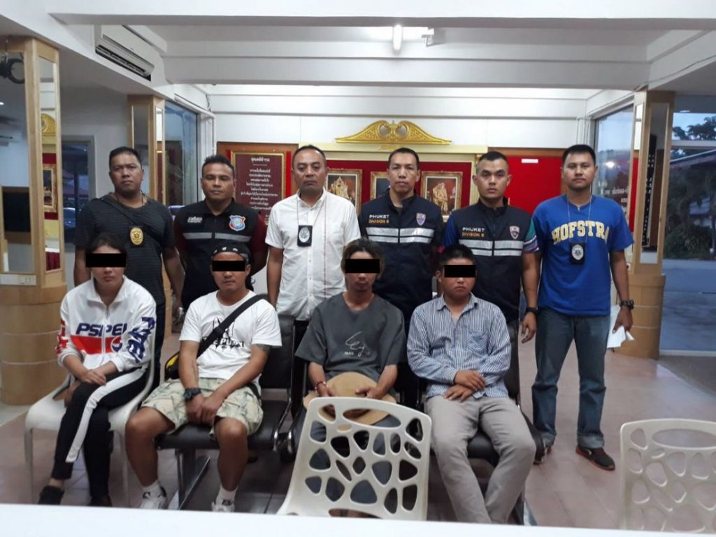 Seven arrested over illegal pre-wedding photo shoots in Phuket | News by The Thaiger