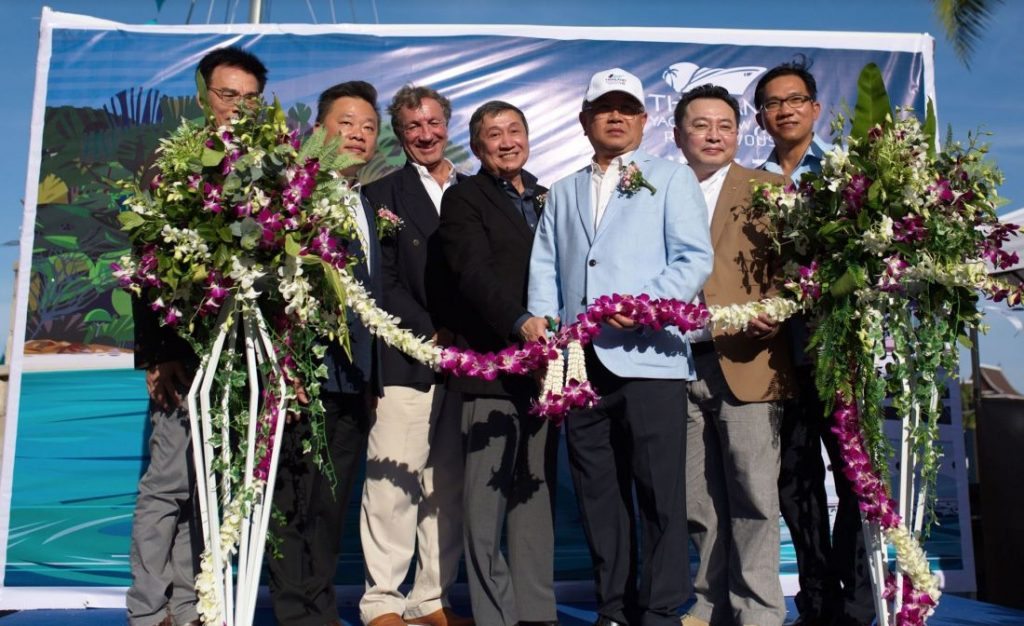 Jam-packed Thailand Yacht Show & RendezVous opens at Royal Phuket Marina | News by The Thaiger