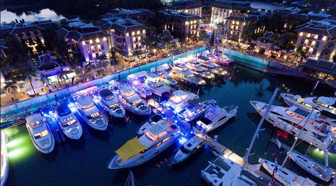Jam-packed Thailand Yacht Show & RendezVous opens at Royal Phuket Marina | The Thaiger