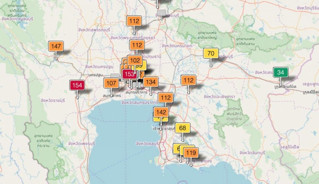Bangkok smog: Chatuchak school closes for the rest of the week   News by Thaiger