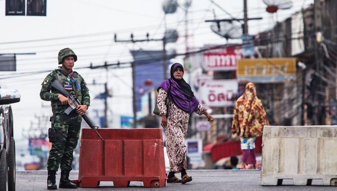Attacks in Thailand's deep south – International coverage | The Thaiger