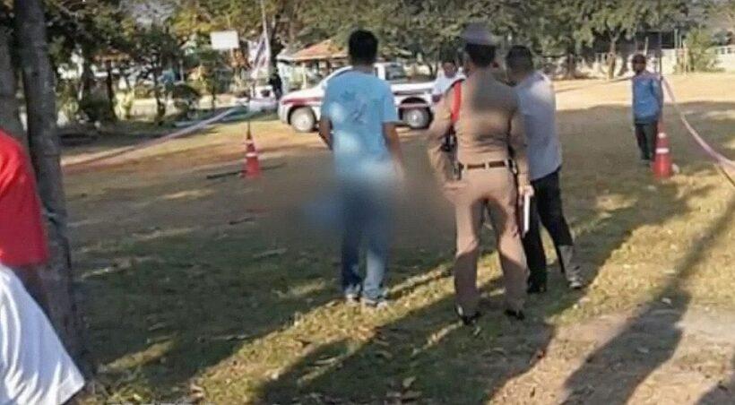 Drug dealers involved with teenager's killing in Khon Kaen   The Thaiger