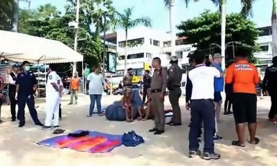 German 78 year old drowns at Jomtien Beach in Pattaya | The Thaiger