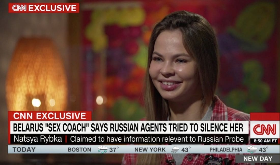 Warned to keep quiet about Russian oligarch – Belarusian 'sex coach' | The Thaiger