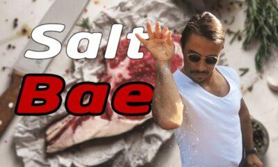 Salt Bae ท่าโรยเกลือสุดเฟี้ยวและการตบเนื้อที่ดึงดูดคนดังๆจากทั่วโลกให้ไปลองชิม | The Thaiger