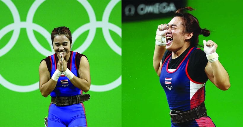 Six Thai weightlifters test positive for doping | News by The Thaiger