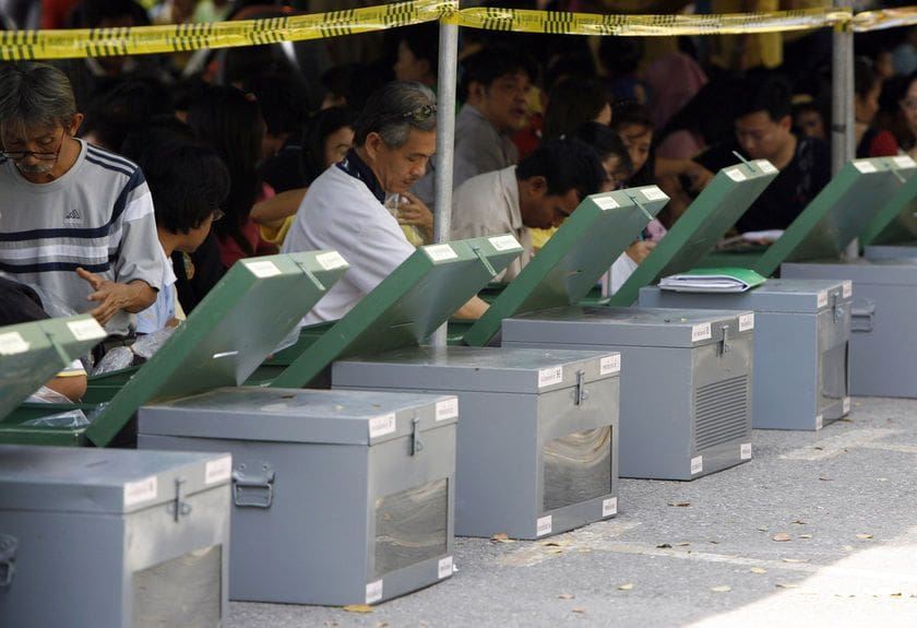 Pick a date, any date – Thai election   The Thaiger