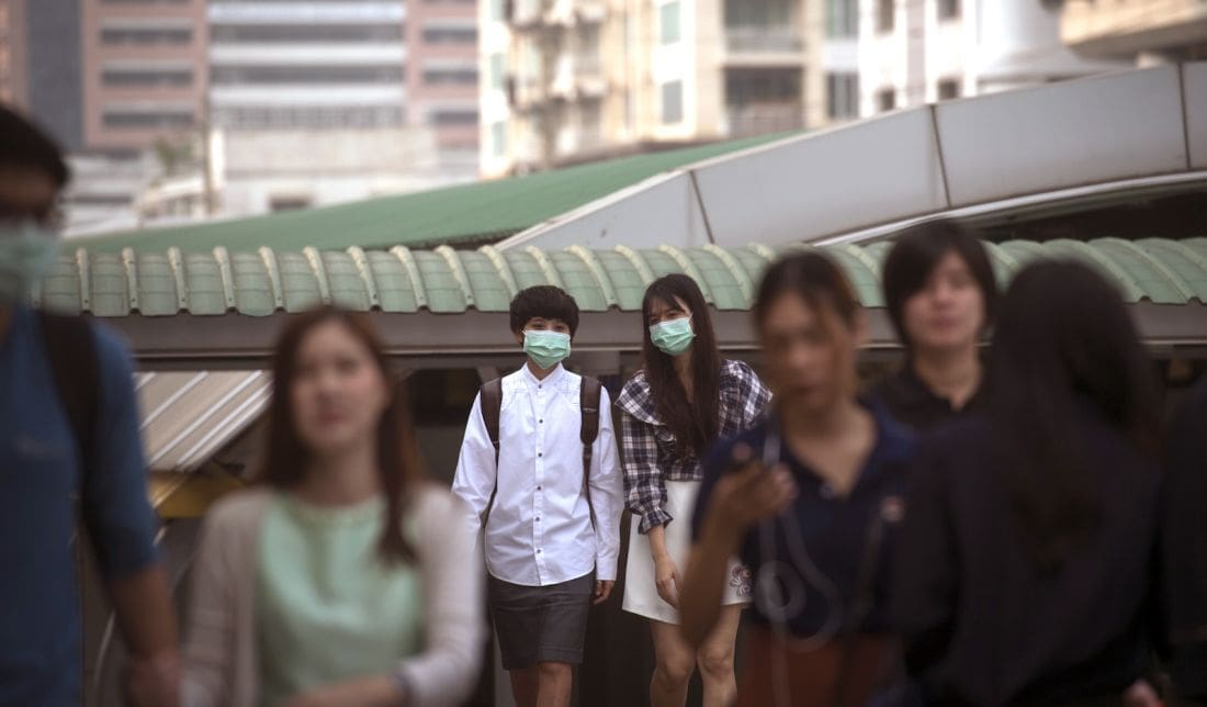 Smog settles in as a chronic Bangkok problem | The Thaiger