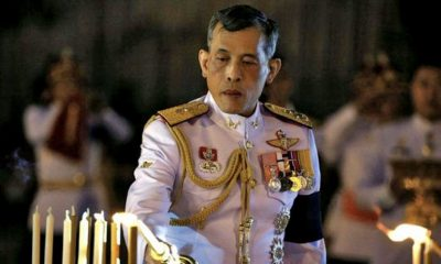 Coronation of King Maha Vajiralongkorn announced | The Thaiger