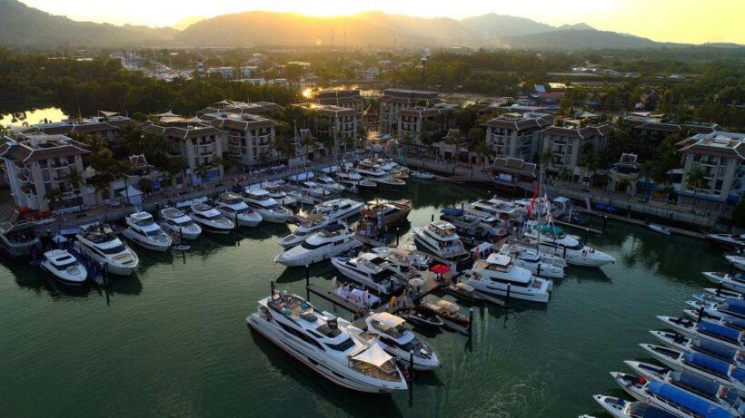 Thailand's marine industry unites around single yacht show | The Thaiger