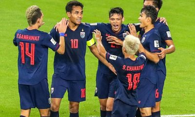 Thailand advance to knockout stage of Asian Cup *Thaiger Bites | The Thaiger