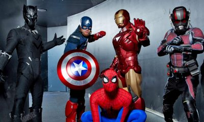 Avengers theme park closes in Bangkok after only 7 months | The Thaiger