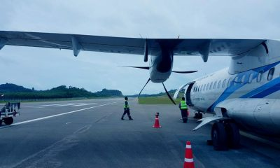 Phuket Airport announces delayed or canceled flights – Pabuk | The Thaiger