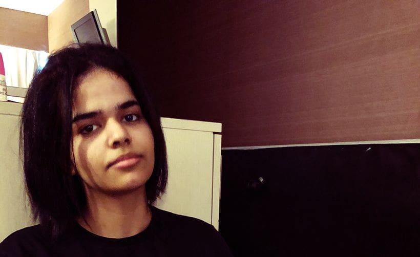 Saudi teen fleeing family abuse seeking asylum in Australia, detained in Bangkok airport. | The Thaiger