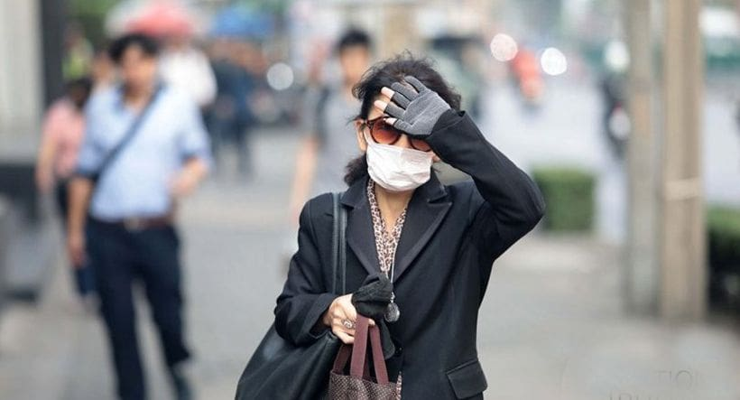 Bangkok smog to hit Thailand in the tourism pocket | News by The Thaiger