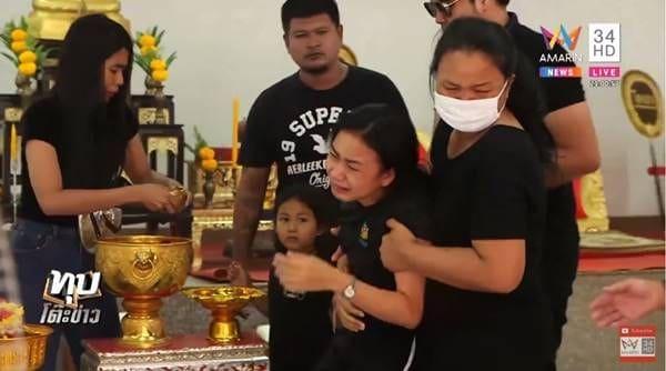 สุดเหี้ยม ยิงเพื่อนร่วมงานตายต่อหน้าลูก โมโหไม่ร่วมมือโกงเงินเถ้าแก่ | News by The Thaiger