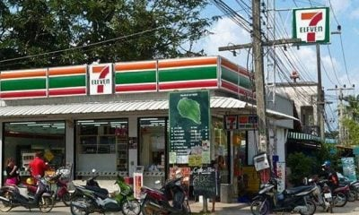 A reduction of 100 million+ plastic bags at 7-eleven stores in one month | The Thaiger