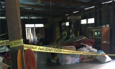 สาวประเภทสองผูกคอตายในวัด ญาติเชื่อมีเงื่อนงำ ก่อนตายทะเลาะกับเด็กวัดคนสนิท | The Thaiger