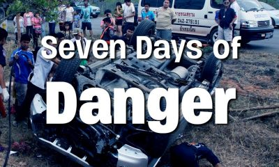 40 more people died during Seven Days of Danger | The Thaiger
