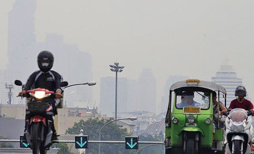 Bangkok smog: Sunday awakes to another day of 'unhealthy' air in the capital | The Thaiger