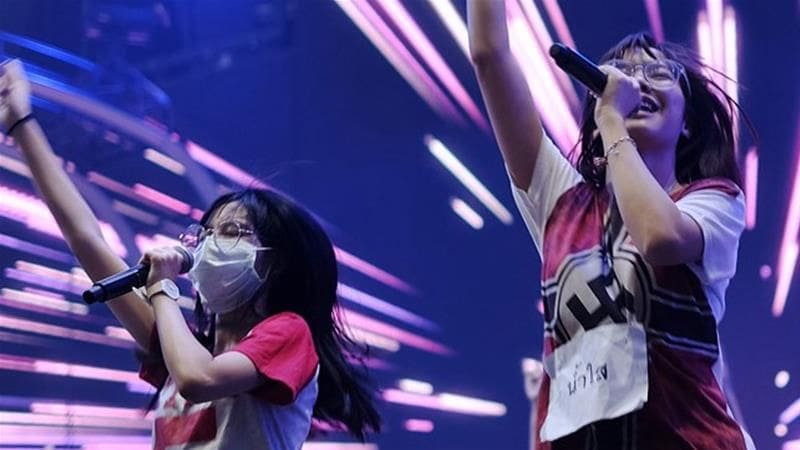 BNK48 singer apologizes for wearing shirt emblazoned with a Nazi swastika | News by The Thaiger