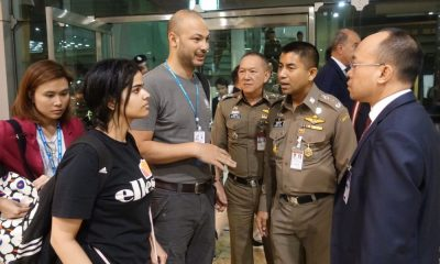 Saudi teenager allowed to stay in Thailand, for now | Thaiger