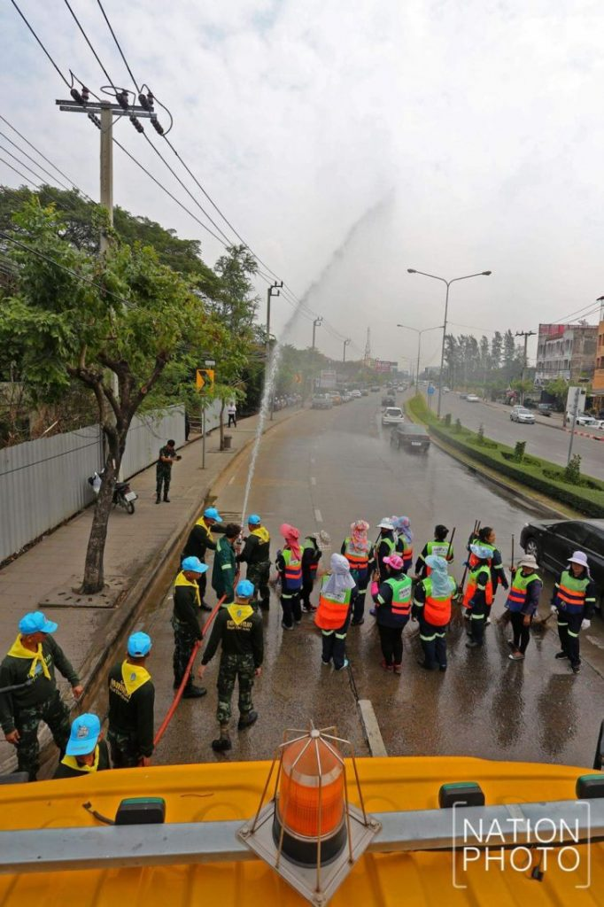 Crisis meetings in Bangkok today over smog solutions | News by Thaiger