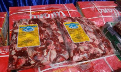 Krabi pair arrested over smuggled beef products | The Thaiger