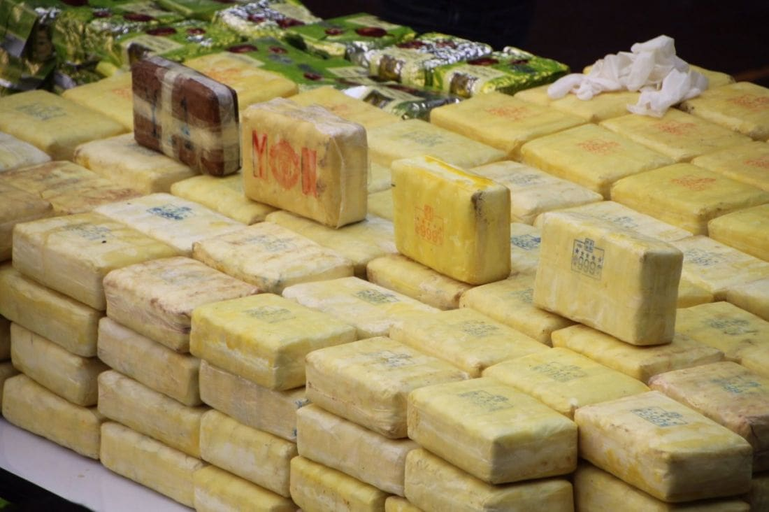 Narcotics Control Board say they've prevented 300 million meth pills coming into Thailand | News by Thaiger